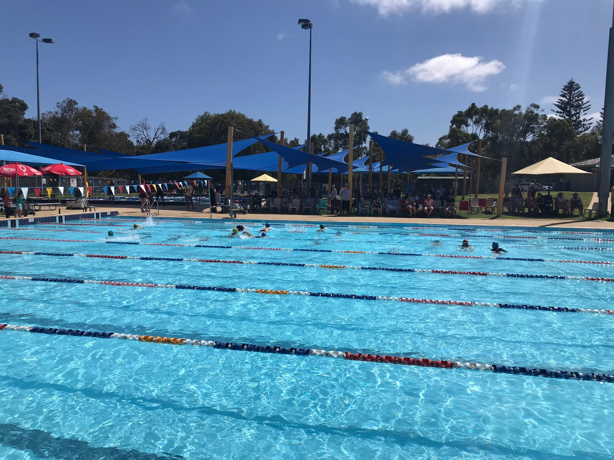 Year 1 to 6 Interm Swimming Information