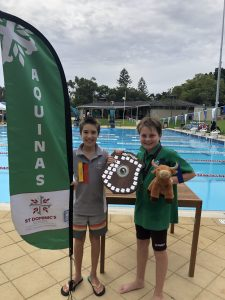 St Dominic's School  Faction Swimming Carnival 2019 Results