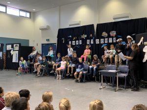 Year 2 Assembly/ Merit Award Winners