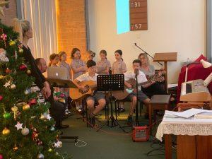 First Eucharist Choir Call Out