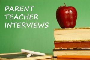 Parent/Teacher Interviews - Thursday, 4th July