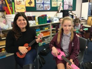 Ukulele Club Term 2 Wrap up!