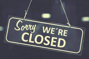 Uniform Shop Closed in Week 10
