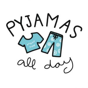 PJ Themed Free Dress on Wednesday