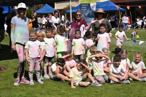 St Dominic's School Colour Fun Run