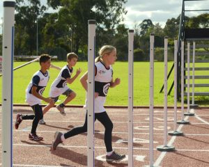 New Format for St Dominic's School 2019 Faction Athletics Carnival