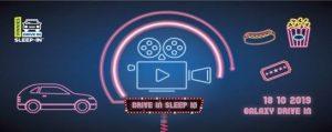 2019 Vinnies Drive-In, Sleep-In on Friday 18 October