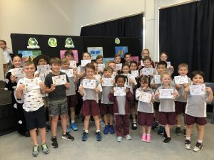 Year 4 Assembly/ Merit Award Winners