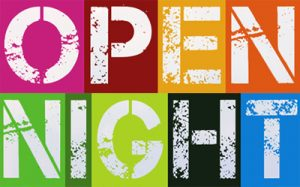 Open Night/ Book Fair