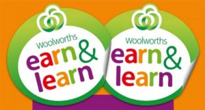 Our Woolworths Earn and Learn Goodies Have Arrived!