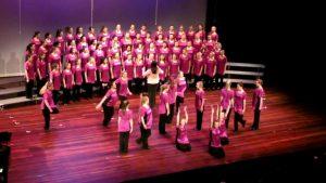 Australian Girls Choir Open Day