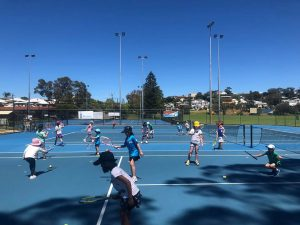 Tennis Hot Shots Summer Camps - 6 to 12 year olds