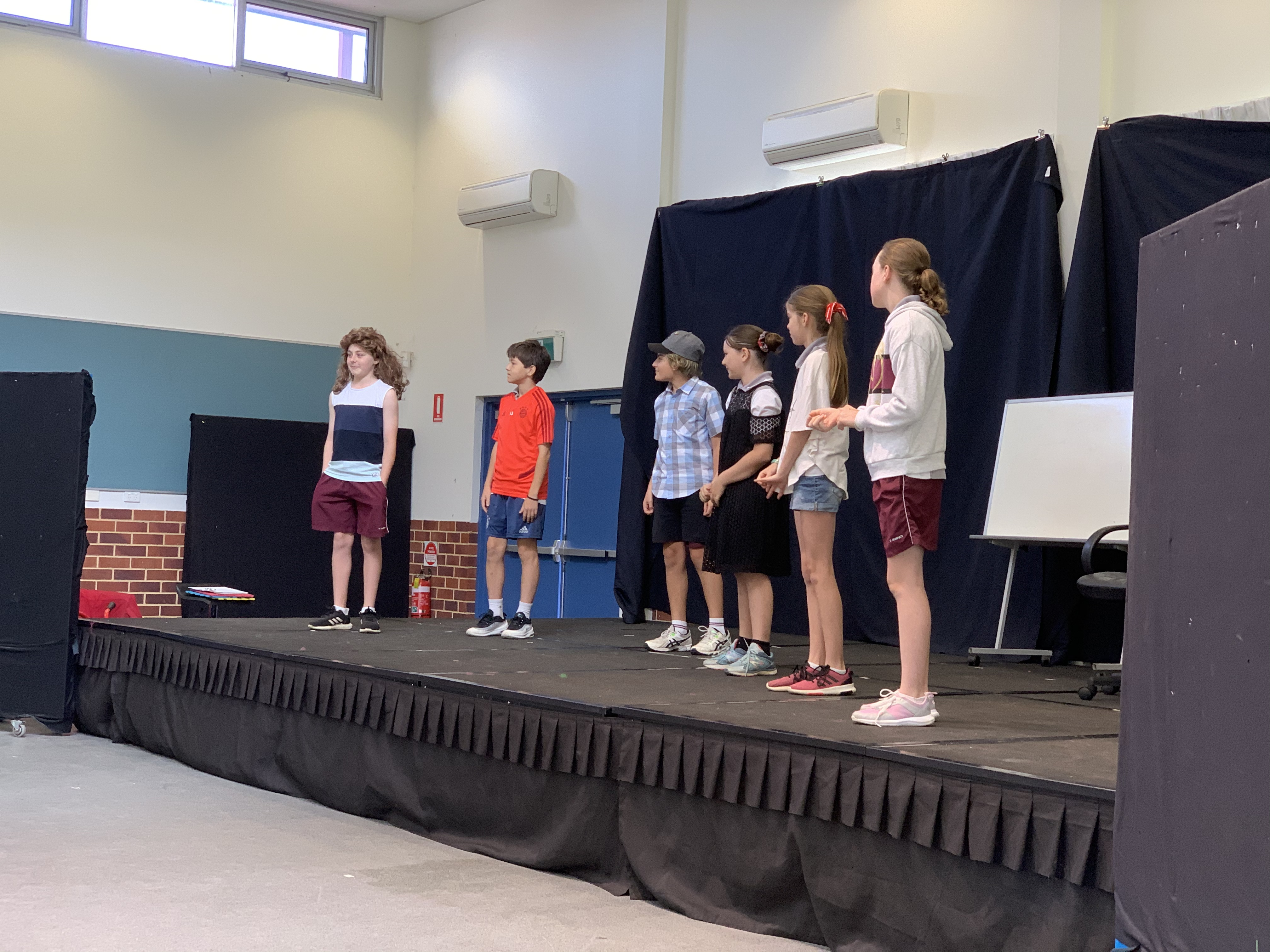 Year 6 Final Assembly and Merit Award Winners