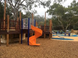 Kindy and Pre Primary End of Year Outing - Jo Wheatley All Abilities Play Space, Esplanade, Dalkeith