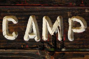 Camp Reminders