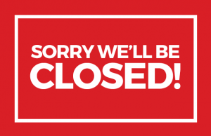 UPDATED: Canteen Closed - Friday, 13th December (Icy poles still available at lunch)