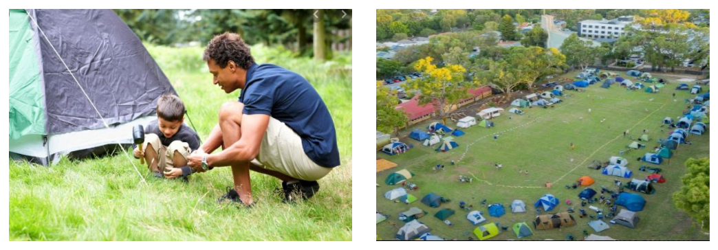 P&F Dads and Kids Camp Out Expression of Interest
