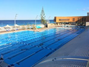 Swimming at St Dominic's School in 2020