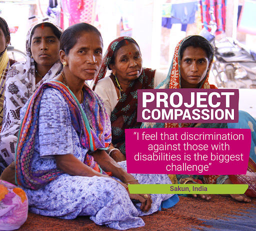 Project Compassion Week 4 – Sakun's Story