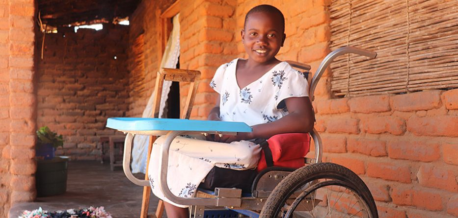 Project Compassion Week 5 – Tawonga's Story