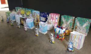P&F Easter Raffle Update