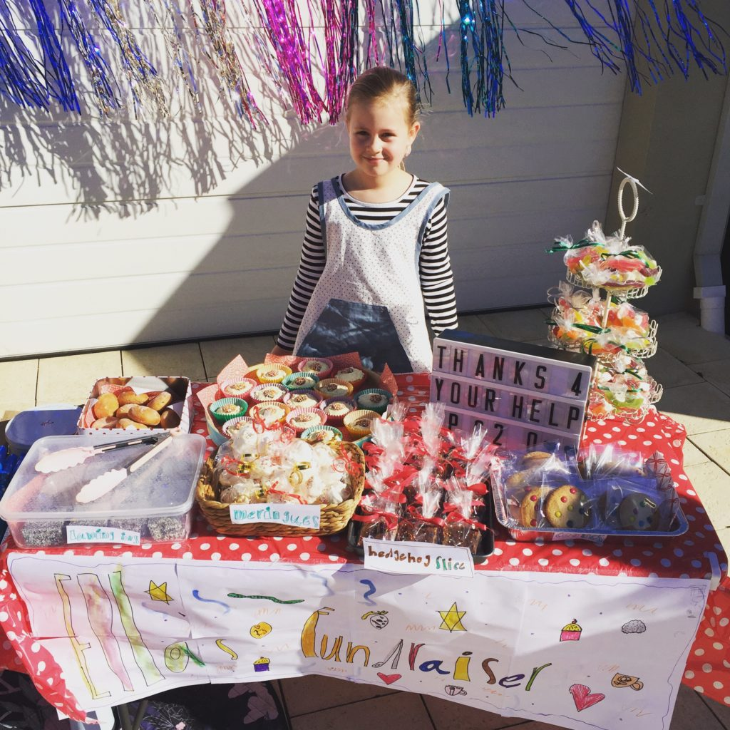 Ella's Amazing Fundraising Efforts for Project Compassion