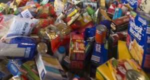Vinnies Drive and Drop Hubs Non Perishable Food Donation Drive