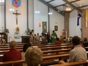 School Supported Family Mass (Year 1 and Year 2)