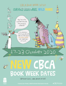 2020 Book Week Plan - Term 4, Week 2