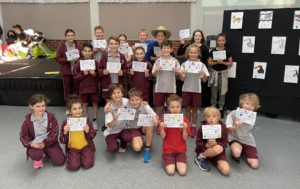 Year 5 Assembly and Merit Awards Video