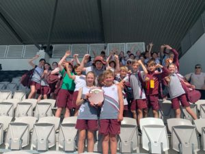 Interschool Carnival Success - Congratulations boys and girls!