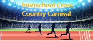 Interschool Cross County Carnival Team and Training Details