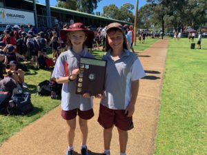 Interschool Cross Country Carnival Wrap up - Most Improved Winners in 2020
