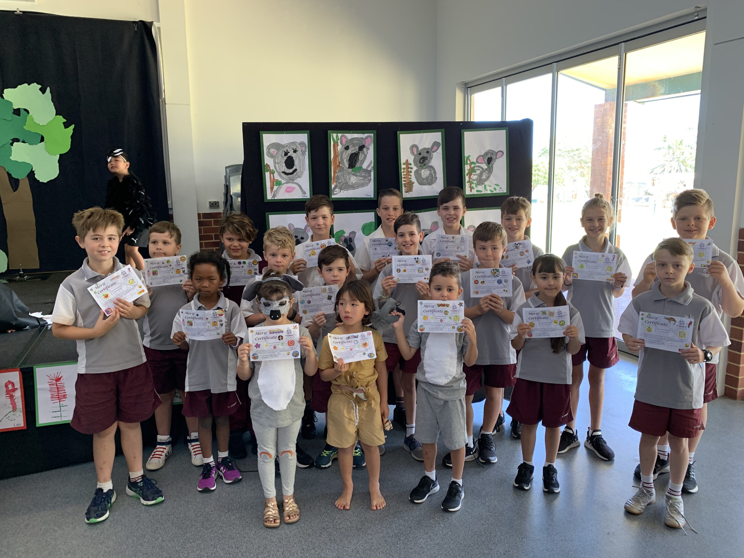 Pre Primary Assembly and Merit Awards Video