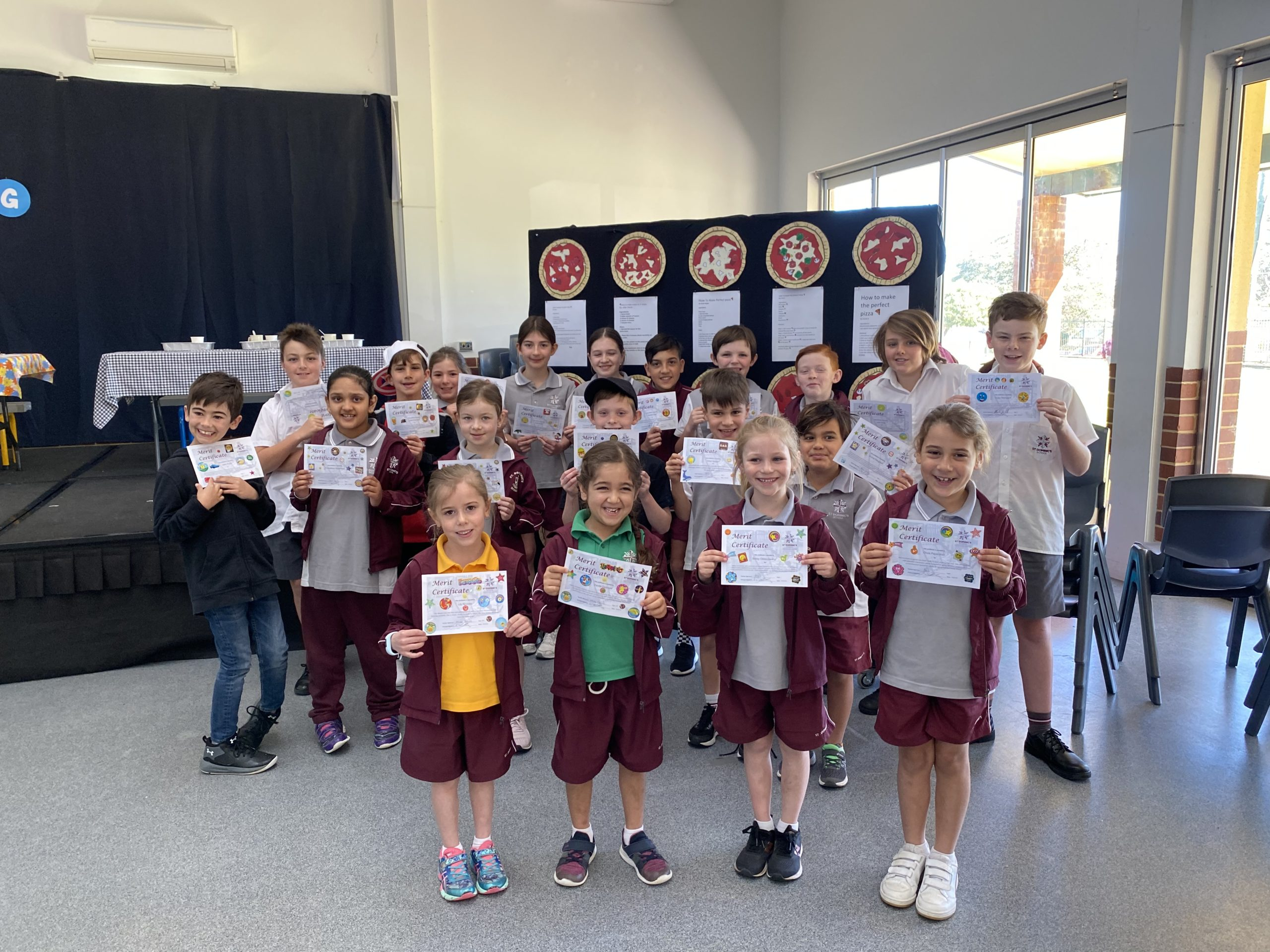 Year 3 Assembly and Merit Awards Video