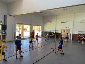 Year 3 to 6 Badminton Clinics Wrap up
