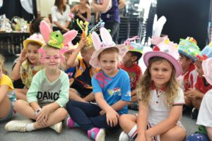 Easter Hat Parade/ P&F Easter Raffle/ Free Dress Day