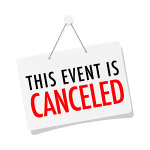 End of Term Parents Night Out Cancelled