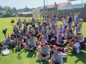 Year 5 and 6 Interschool Cricket/ Tennis Carnival Wrap up
