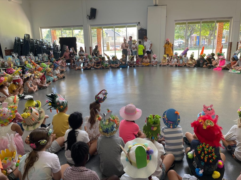 2021 Easter Hat Parade and P&F Easter Raffle Video