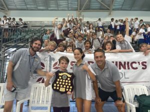 2021 Interschool Swimming Carnival Wrap Up - Most Improved Winners!