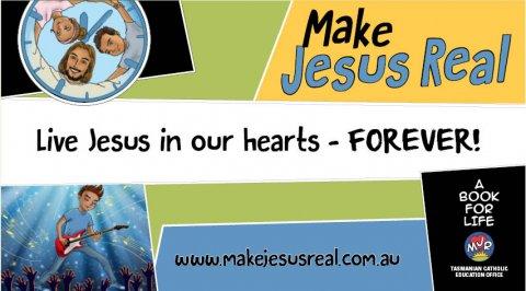 Making Jesus Real (MJR)