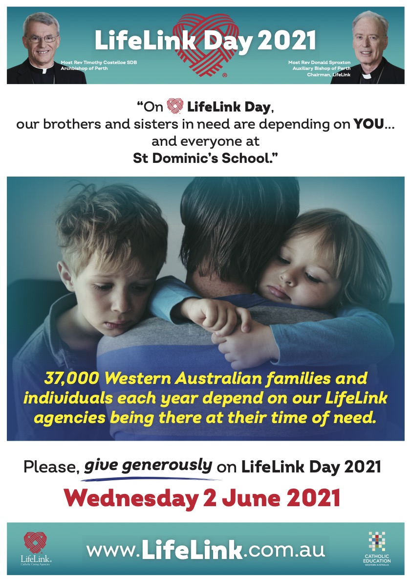2021 Lifelink Day Launch at Newman College