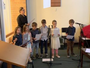 Calling all School Choir Members - Can you sing at this weekends First Eucharist Celebration?