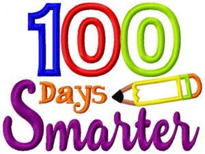 100 Days of School in Year 1!