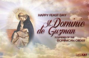 St Dominic's Feast Day Celebrations - Friday, 30th July