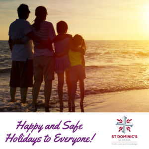 Happy and Safe Holidays to Everyone!