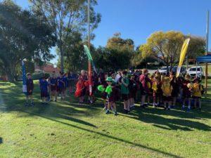 St Dominic's Faction Athletic's Carnival Take 2