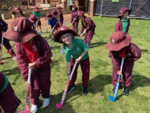 Year 1 and 2 Hockey Clinic Wrap up