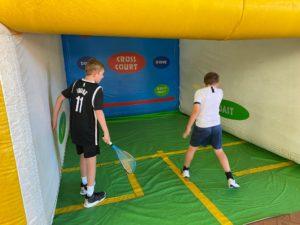 Year 1 to 6 Squash Clinic - A fun way to finish Term 3